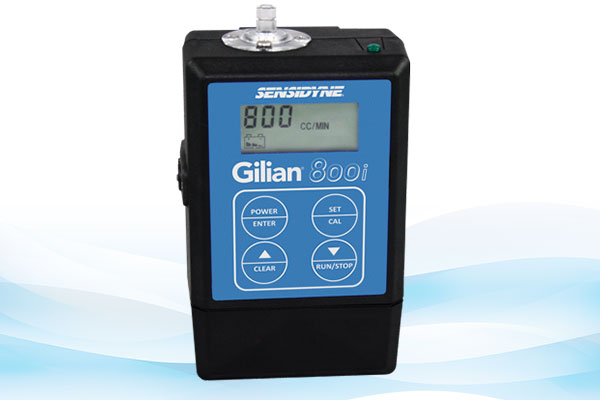 Gilian 800i Air Sampling Pump (200 - 800 cc/min)