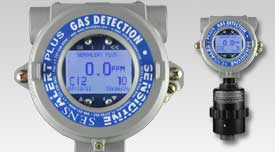SensAlert Plus Fixed Point Gas Monitor