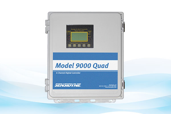 Model 9000 Gas Detection Controllers