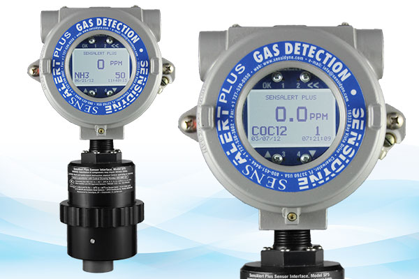 SensAlert Plus Point Gas Detector