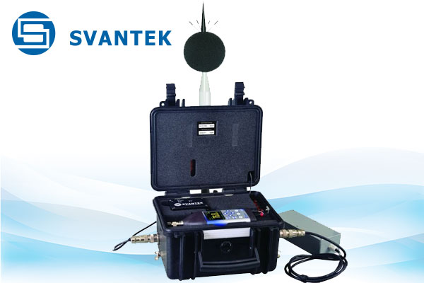 Svantek Monitoring Stations
